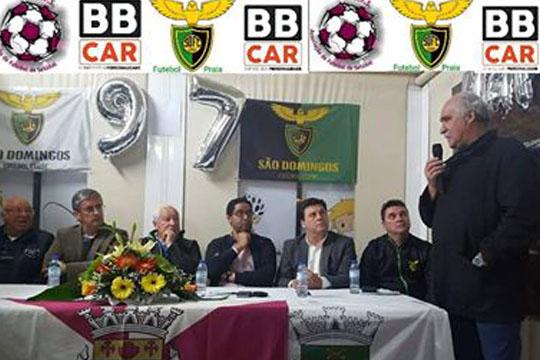 SÃO DOMINGOS FC NO FUTEBOL DE PRAIA