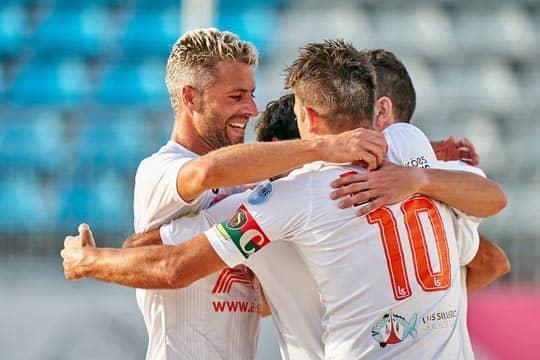 ARRANCOU A EURO WINNERS CUP 2020